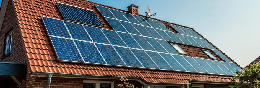 équiper sa maison de panneaux solaires photovoltaïques