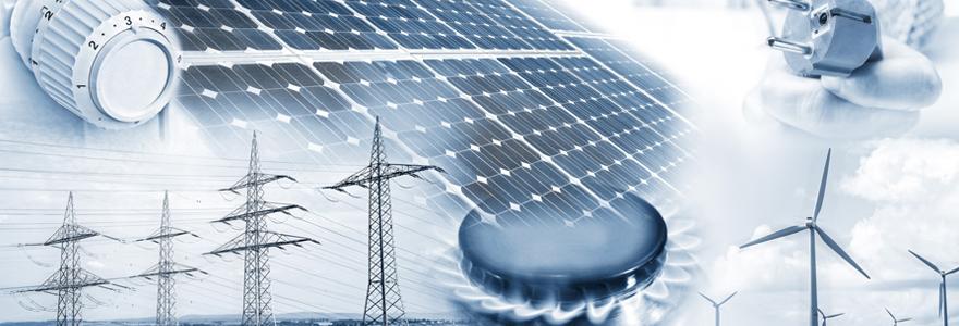 fournisseurs de gaz et d'électricité